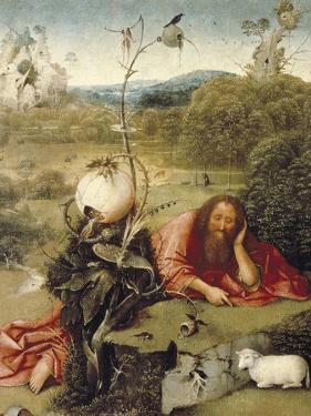 St by Hieronymus Bosch