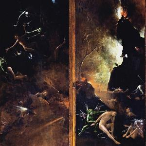 The Falling of the Damned into Hell by Hieronymus Bosch