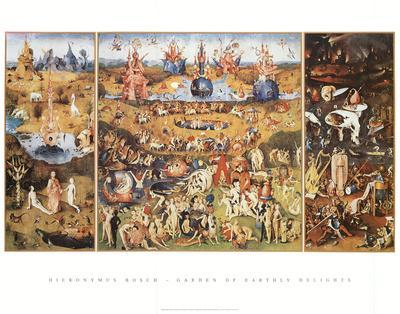 The Garden of Earthly Delights, 1504