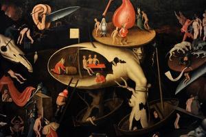The Last Judgement, 1540 by Hieronymus Bosch