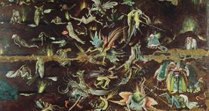 The Last Judgement, c.1504 (Detail) by Hieronymus Bosch