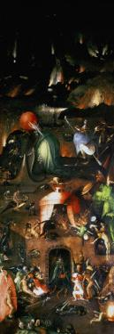 The Last Judgement : Interior of Right Wing by Hieronymus Bosch