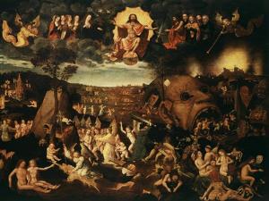 The Last Judgement by Hieronymus Bosch