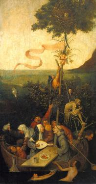 The Ship of Fools by Hieronymus Bosch