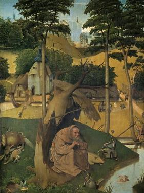 The Temptation of Saint Anthony, C. 1490 by Hieronymus Bosch
