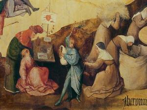 The Tooth Puller by Hieronymus Bosch