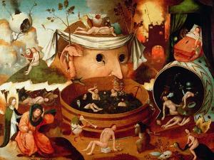 Tondal's Vision by Hieronymus Bosch