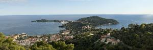 High Angle View of a Town, Saint-Jean-Cap-Ferrat, Nice, Provence-Alpes-Cote D'Azur, France