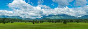 High Peaks Area of the Adirondack Mountains, Adirondack State Park, New York State, USA