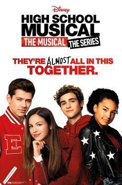 High School Musical: The Musical: The Series - Key Art