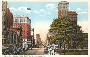 High Street, Columbus, Ohio