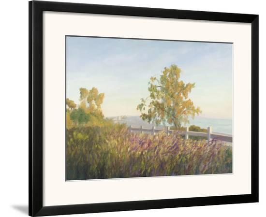 Highlands, Santa Monica, California-Michael G^ Miller-Framed Giclee Print
