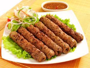 Seekh Kabab by highviews