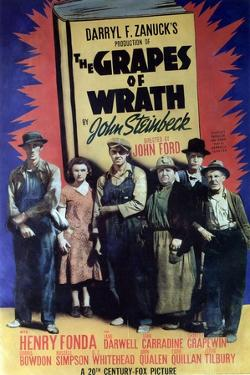 """Highway 66, 1940 """"The Grapes of Wrath"""" Directed by John Ford"""