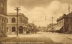 Higuera Street, San Luis Obispo, California