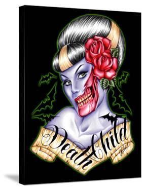 Death Child by Hilary Jane