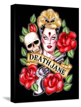 Death Jane by Hilary Jane