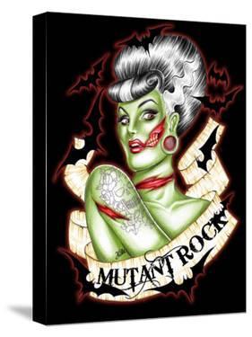 Mutant Rock by Hilary Jane