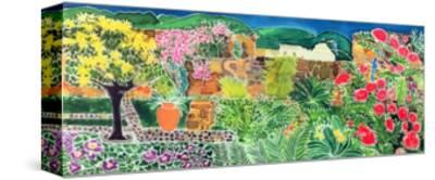 Convent Gardens, Antigua, 1993 by Hilary Simon