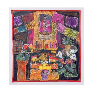Frida Kahlo Shrine, 2005 by Hilary Simon