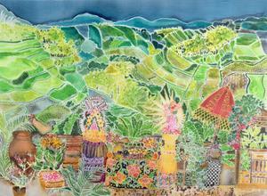 Kedewatan, Bali, 1997 by Hilary Simon
