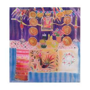 Mexican Shrine with Frida Kahlo, 2006 by Hilary Simon