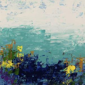 Blue Lake 4 by Hilary Winfield