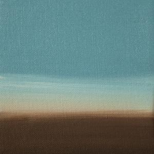 Dreaming of 21 Sunsets - XIV by Hilary Winfield