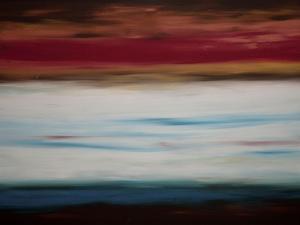 Sunrise V by Hilary Winfield
