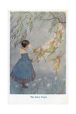 The Fairy Flight by Hilda T. Miller