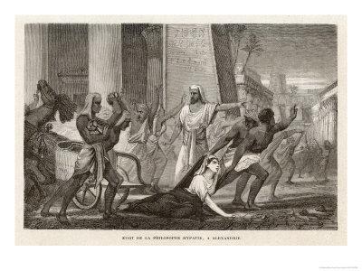 Hypatia, Philosopher of Alexandria