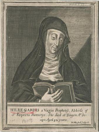 Hildegard of Bingen, 17th Century