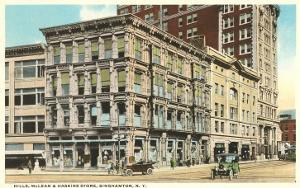 Hills, McLean & Haskins Store, Binghamton, New York