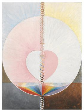 The Dove, No.1, Group Ix/Uw, 1910 by Hilma af Klint