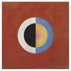 The Swan, No.17, Group Ix/Suw, 1914-5 by Hilma af Klint