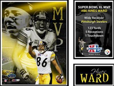 Hines Ward - Super Bowl MVP