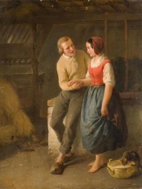 The Proposal by Hippolyte Bruyeres