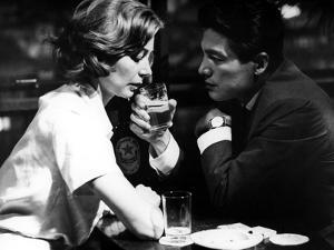 Hiroshima Mon Amour, Emmanuelle Riva, Eiji Okada, 1959