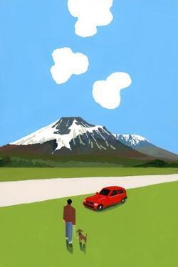 Holidays drive by Hiroyuki Izutsu