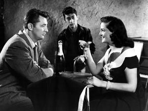 His Kind Of Woman, Robert Mitchum, Jane Russell, 1951