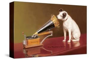 His Master's Voice Ad
