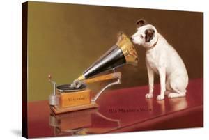 His Master's Voice Ad