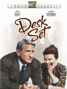 """His Other Woman, 1957, """"Desk Set"""" Directed by Walter Lang"""