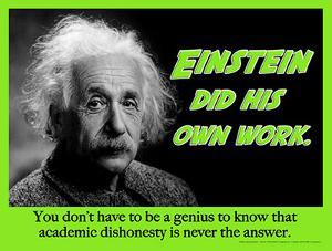 His Own Work (Einstein)