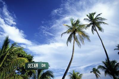 Ocean Drive, South Beach, Miami, Florida, USA