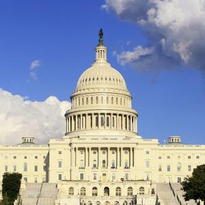 US Capitol Building, Washington Dc, USA by Hisham Ibrahim
