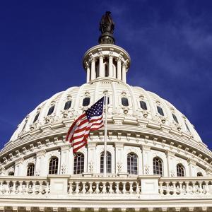 US Capitol Building, Washington DC by Hisham Ibrahim