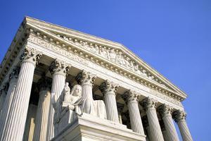 US Supreme Court Building, Washington DC by Hisham Ibrahim