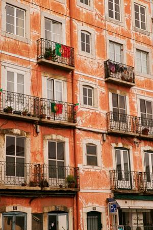 Historic and popular tourist area, Barrio Alta, Lisbon/Lisboa Portugal