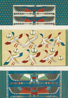 Egyptian Treasures - Cranes by Historic Collection